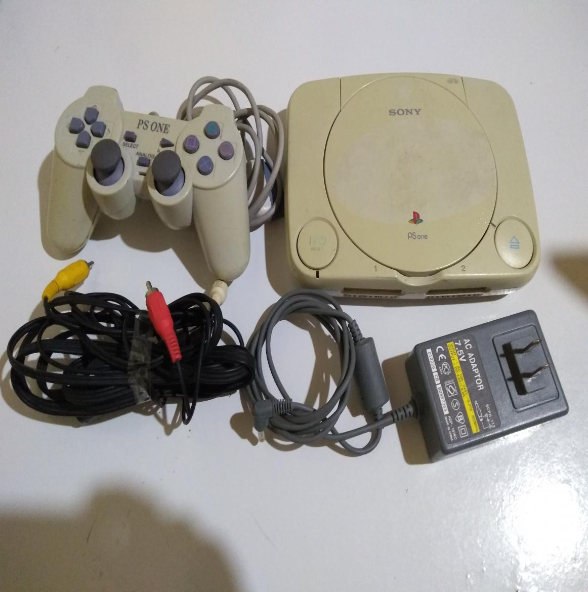 Playstation 1 Slim Scph-103